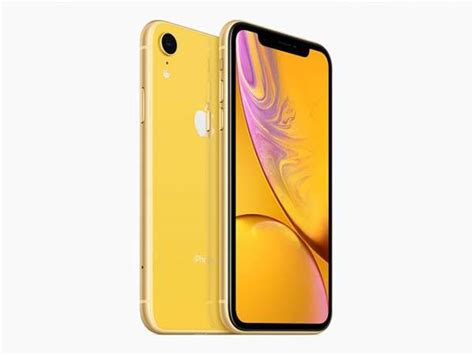 apple iphone xr with all new retina display announced gadgetsin