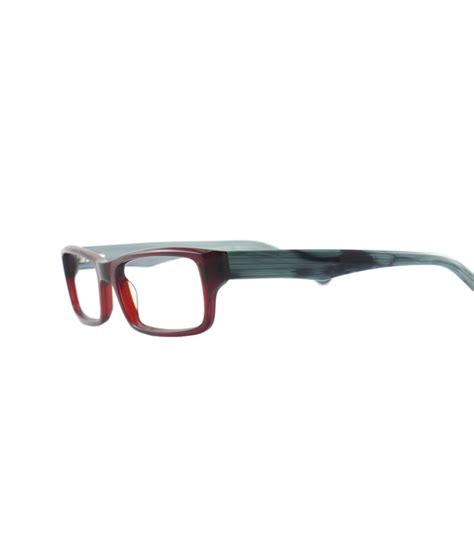 myew eyewear turquoise non metal rectangle shape