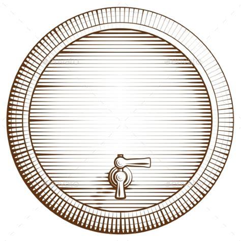 Wine Barrel Template To Print 187 Tinkytyler Org Stock Photos Graphics Wooden Barrel Template