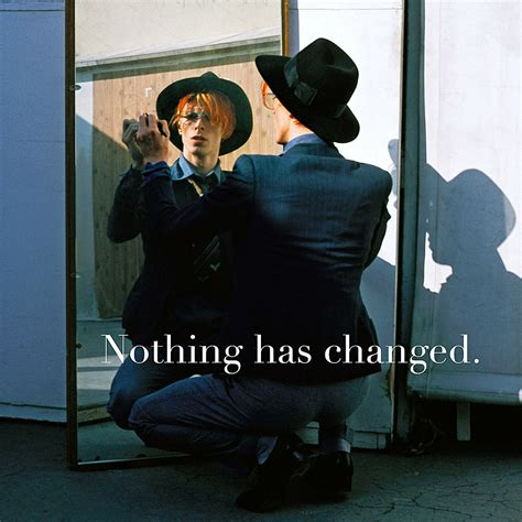 changes david bowie testo nothing has changed le pi 249 canzoni di david bowie