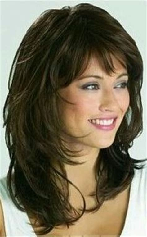 medium haircut feathered backwards 34 best images about hair on pinterest wavy bob haircuts