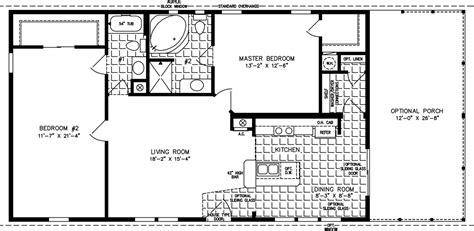the t n r model tnr 46811w the tnr 4443b manufactured home floor plan jacobsen homes