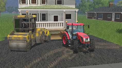 Home Ls by Farming Simulator 15 Lawn Care Construction Ep 3 Putting