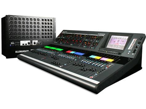 Mixer Allen Heath Ilive allen heath ilive t112 idr 48 pro sound lighting
