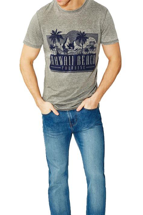 Hawai T Shirt 10 threadbare anchorage mens t shirt new hawaii burnout