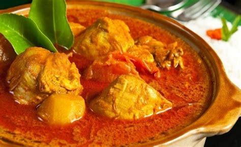 resep gulai ayam khas padang sedap makyuss resep hari