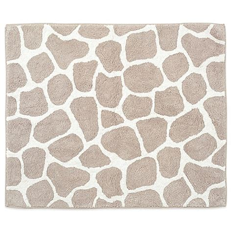giraffe rug sweet jojo designs giraffe rug bed bath beyond