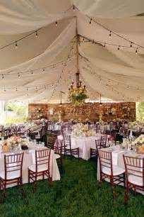 Outdoor Backyard Wedding Reception Ideas Outdoor Wedding Reception Ideas 15 Dipped In Lace