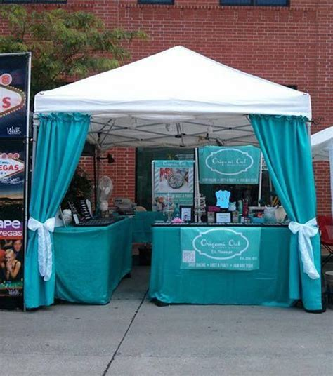 how to decorate a market tent upcycle vendor canopy tent search display booth ideas canopy tent