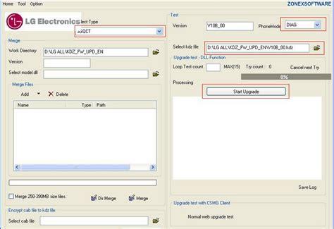 Tutorial Flash Kdz   tutorial flash stock rom lg via kdz software updater