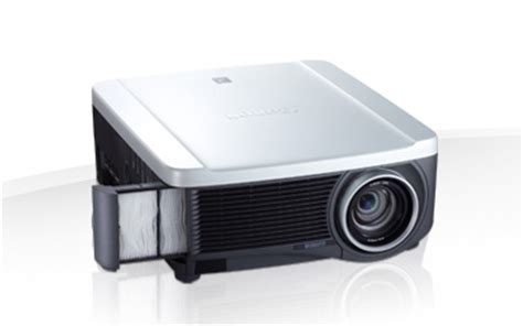 Lu Projector Canon canon xeed wux6010 rs il01st vid 233 oprojecteur canon sur