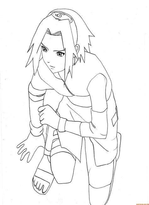 imagenes de sasuke y sakura para dibujar a lapiz sakura haruno para colorear imagui