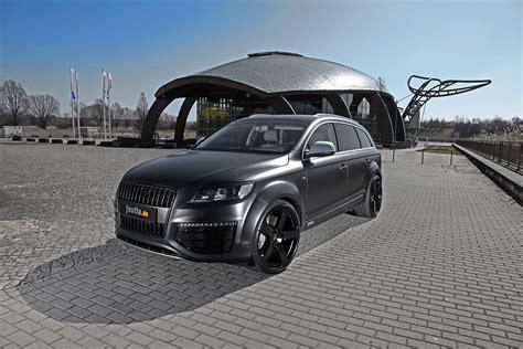 Audi Q7 Horsepower by 2012 Fostla Audi Q7 Suv Now Offering 600 Horsepower