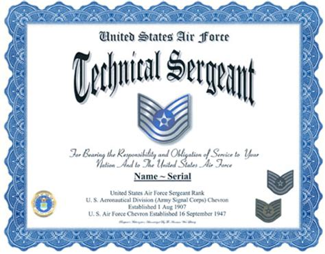 air force brat certificate verbiage party invitations ideas