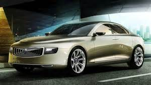 Are Volvos Luxury Cars Volvo Refutes S100 Luxury Flagship Suggestions Photos 1