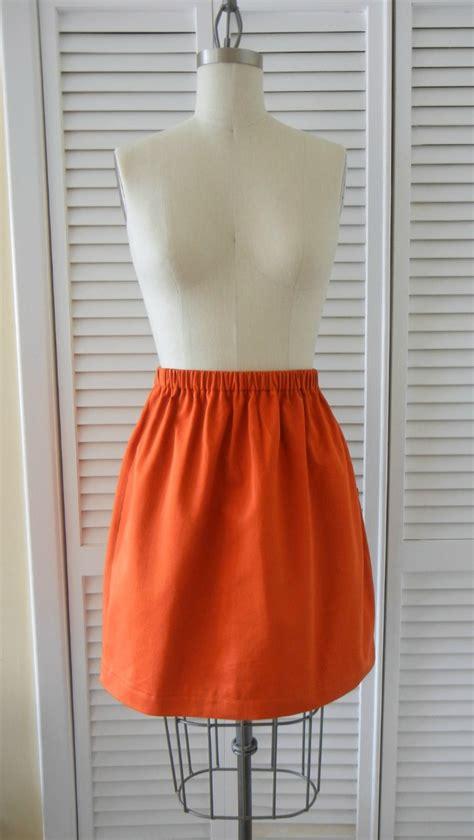 pattern for simple skirt easy beginner skirt tutorial diy clothes