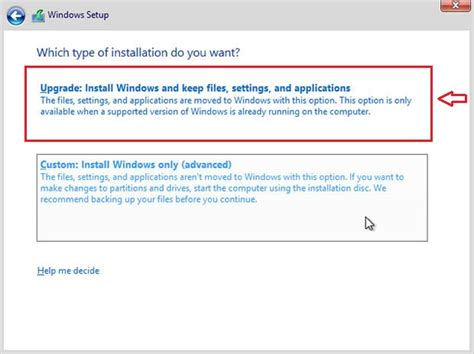 install windows 10 keep personal files and apps how to install windows 10 anniversary update on windows 10