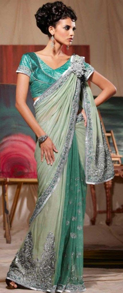 how to drape a saree pallu northern drape in the north of india the sari saree