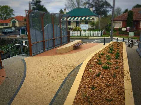 rubber st sydney green paving stoneset policy set australia