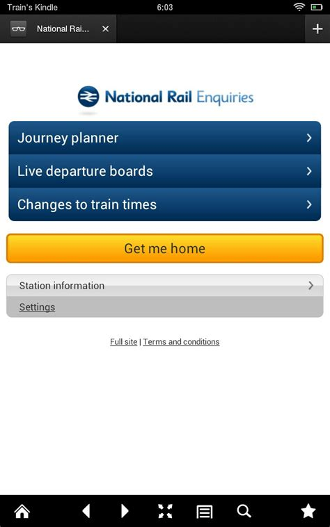 National Rail Gift Card - national rail enquiries amazon ca appstore for android