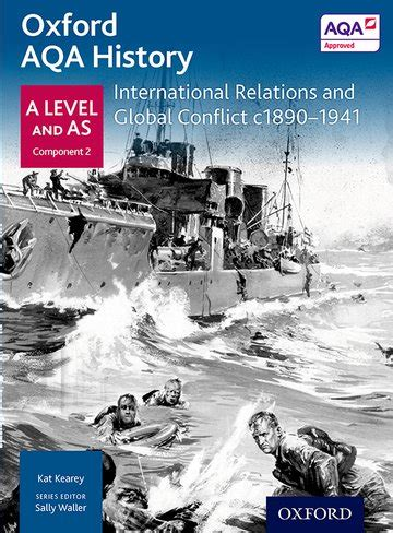 oxford aqa history for a level the bri whsmith books oxford aqa history for a level international relations and global conflict c1890 1941 oxford