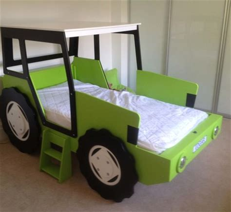 Tractor Bed Frame The One And Only Tractor Bed By Bluewell Theme Beds