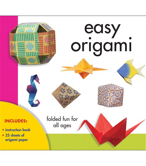 Origami Kits For - sterling publishing easy origami kit jo