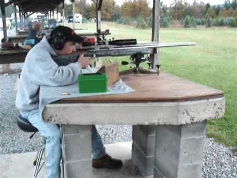 bench shooting technique benchrest shooting