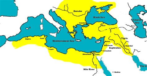 islam ottoman empire islamic spread