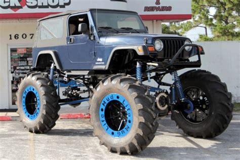 How To Build A Jeep How To Build Your Own 2006 Mega Jeep Wrangler Tj