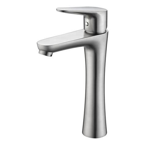 single bath sink faucet nickel single handle bathroom sink faucets bathroom