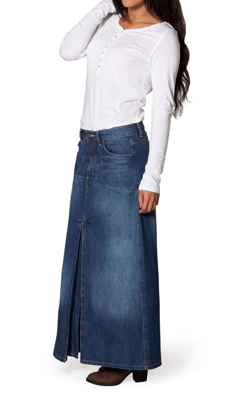 Maxi A Line By Irbah 33 best ideas about jean skirts maxi denim skirts