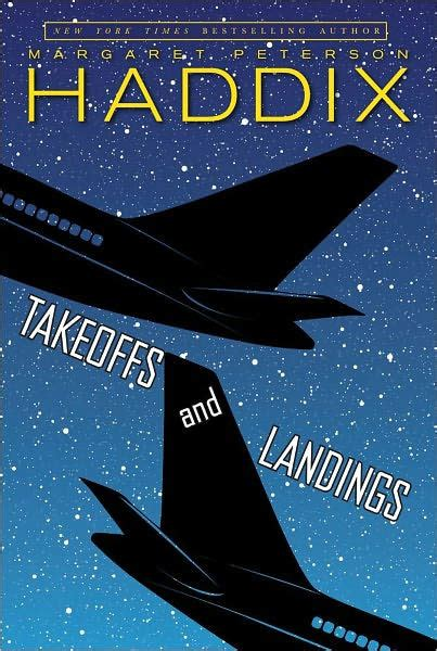peterson a biography books takeoffs and landings by margaret peterson haddix