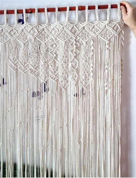 macrame curtain pattern 1000 images about macrame on pinterest macrame wall