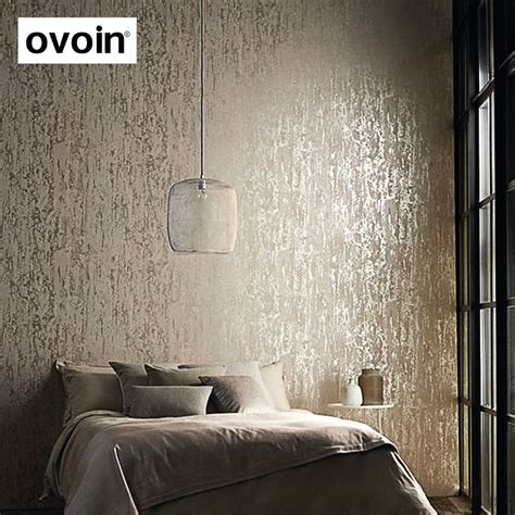 aliexpress com buy modern flocking abstract embossed solid color embossed textured wallpaper 3d flocking non