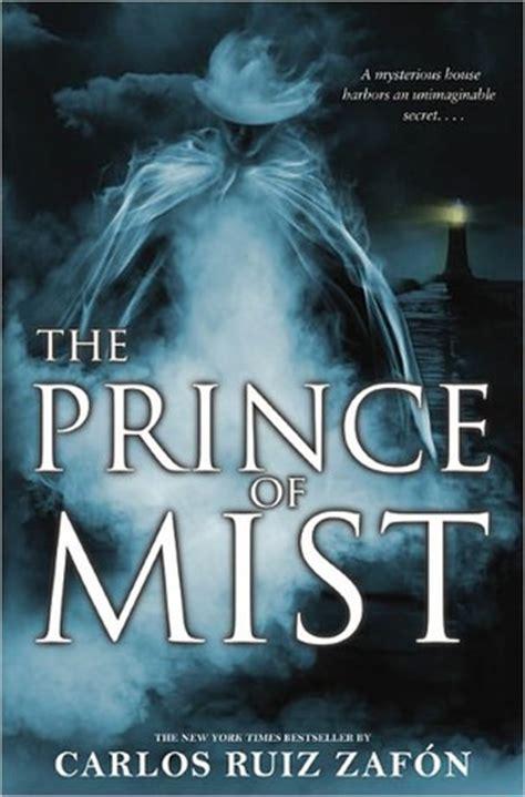 libro the prince of mist durmiendo entre libros rese 241 a el pr 237 ncipe de la niebla de carlos ruiz zaf 243 n