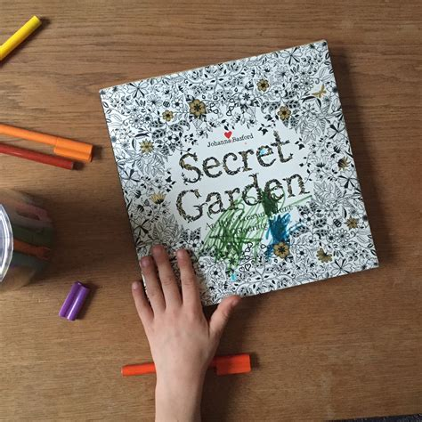 secret garden colouring book kmart secret garden an intricate colouring book babyccino
