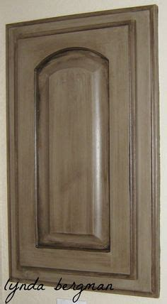 lynda bergman decorative artisan painting a special aging gray brown stain for cabinets dream home pinterest