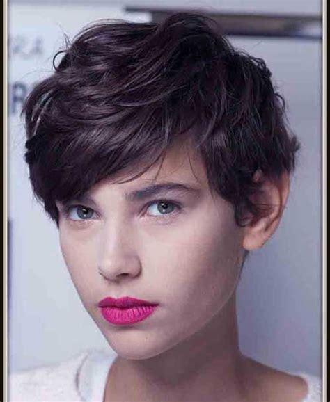 thick wavy hair pixie cut 20 long pixie haircut for thick hair hairstyles