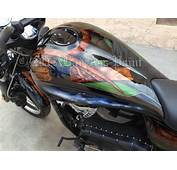 Custom Paint Motorcycle Graphics  Bad Ass