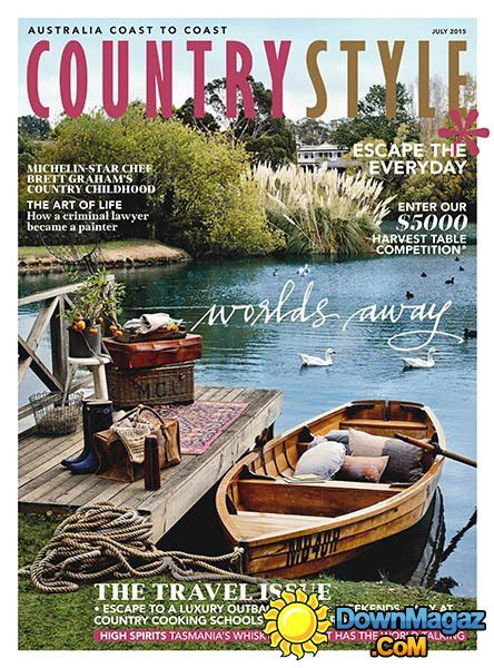 country homes interiors july 2015 avaxhome country style australia july 2015 187 download pdf