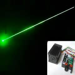 green laser diode technology focusable 200mw 532nm green diode laser module with ttl