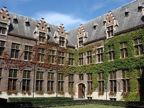 Mba In Belgium Universities by Doctoral Grants At Departments Of Literature And