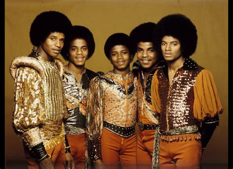 jackson s the on stage habit the jacksons couldn t break after