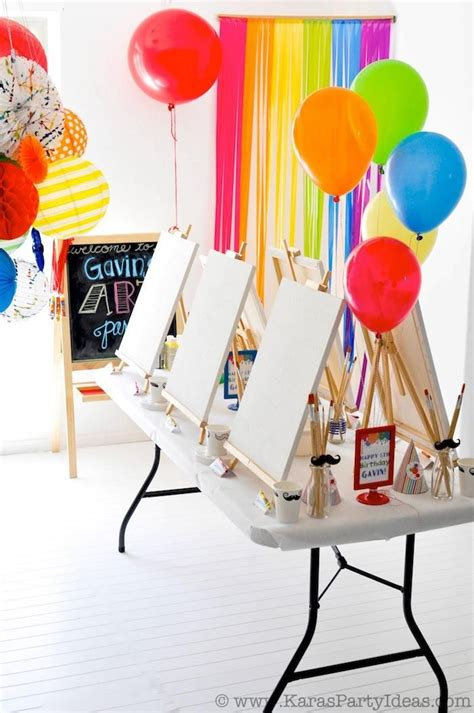 art themed events 17 best images about party ideas on pinterest smart