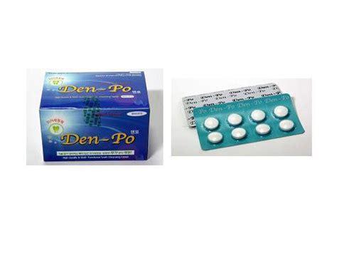 Water Heater Denpo dental care foam tablet id 706992 from ing international