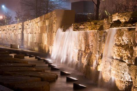 enchanting urban waterfalls  missouri