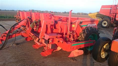 4 Row Planters For Sale by Kverneland Four Row Potato Planter For Sale Attlefield