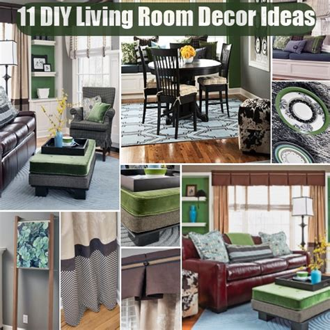 diy decorating ideas for living rooms 11 diy budget friendly living room decor ideas diy home things