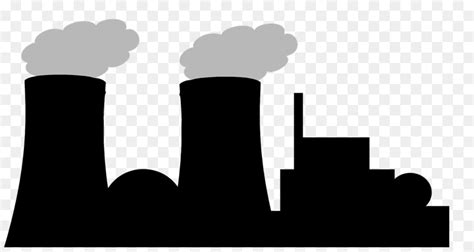 wind cartoon png    transparent nuclear power plant png